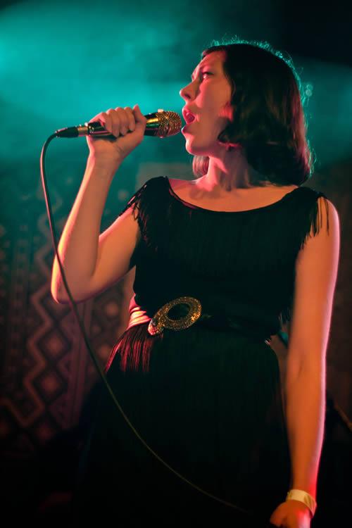 Alela Diane - Live @ The Scala